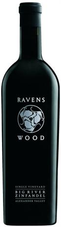 Ravenswood Big River Zinfandel Alexander Valley